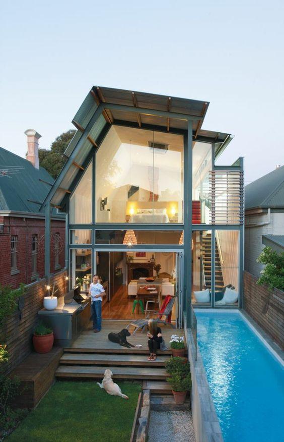 Je veux a 20 maisons de r ves rep r es sur pinterest for Je reve d une maison